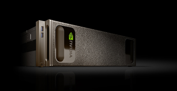 Princed $129,000, NVIDIA's GTX-1 supercomputer for training neural networks will go to AI researchers first. (Image courtesy of NVIDIA)